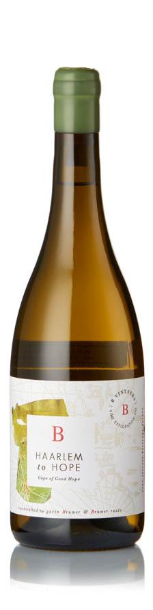 B Vintners - Haarlem To Hope White 2017 6x 75cl Bottles