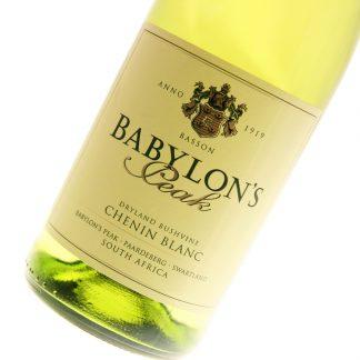 Babylon's Peak - Chenin Blanc 2019 6x 75cl Bottles