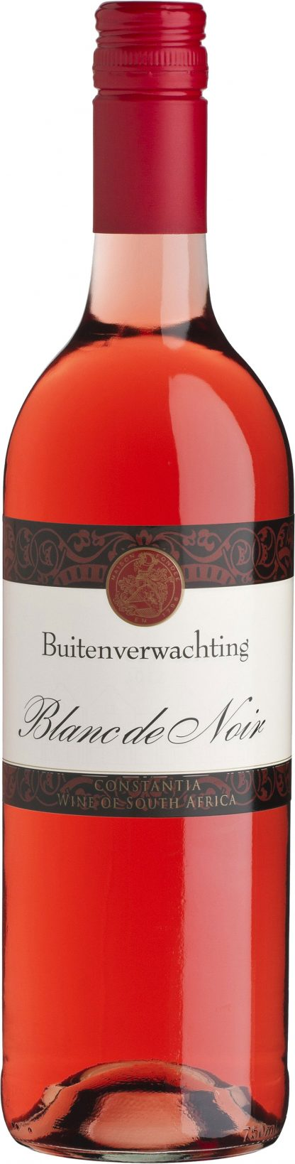 Buitenverwachting - Blanc De Noir Rose 2017 6x 75cl Bottles