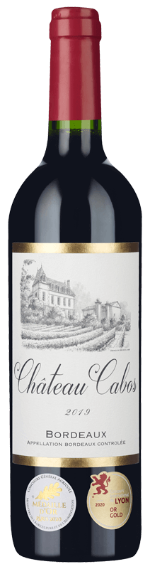 Château Cabos Red Wine