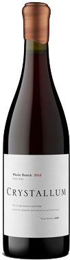 Crystallum - Whole Bunch Hemel-en-Aarde Pinot Noir 2018 75cl Bottle