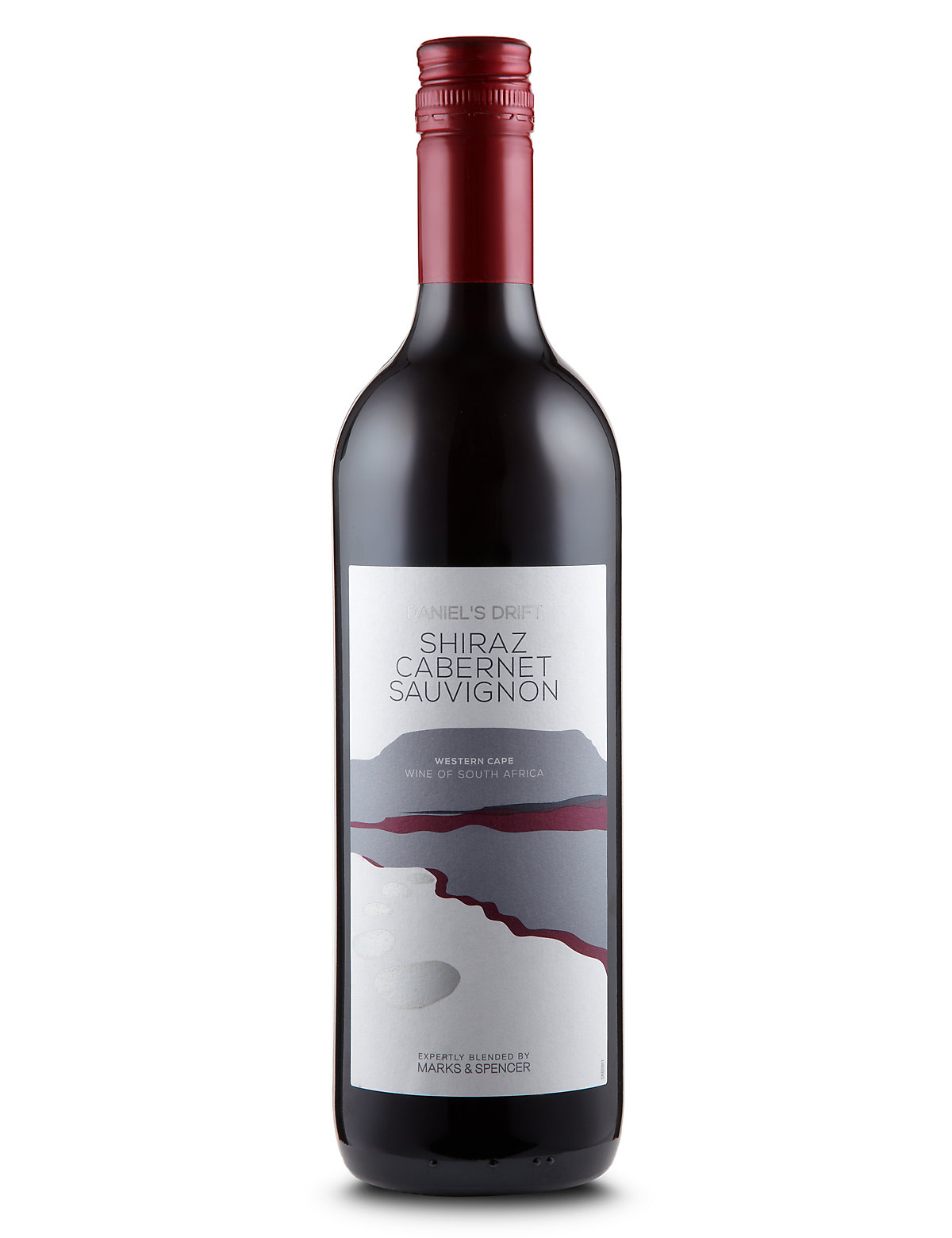 Daniel's Drift Shiraz Red - Case of 6