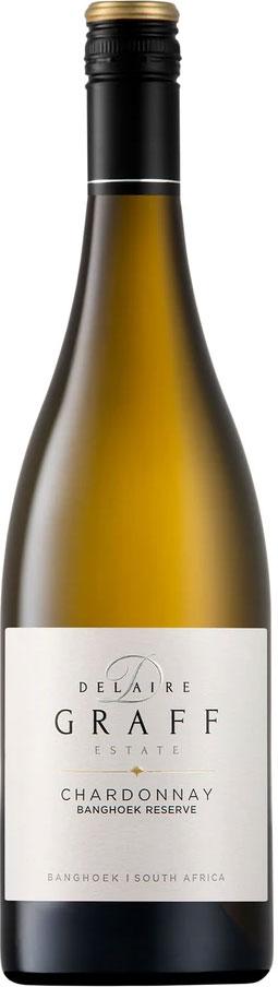Delaire Graff - Chardonnay Banghoek Reserve 2019 75cl Bottle
