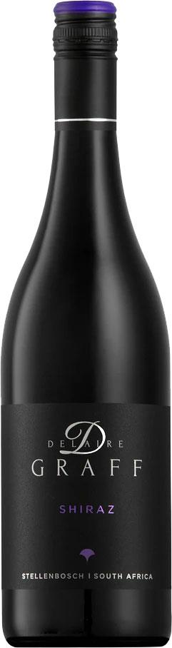 Delaire Graff - Shiraz 2017 75cl Bottle