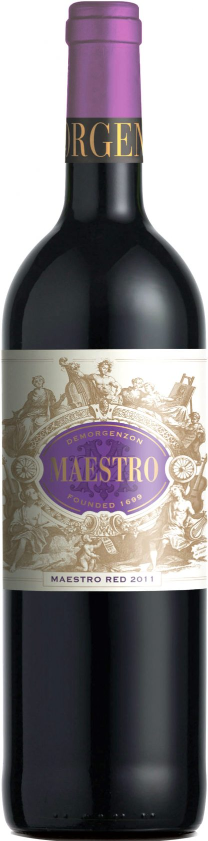 Demorgenzon - Maestro Red 2015 75cl Bottle