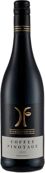 Diemersfontein - Coffee Pinotage 75cl Bottle