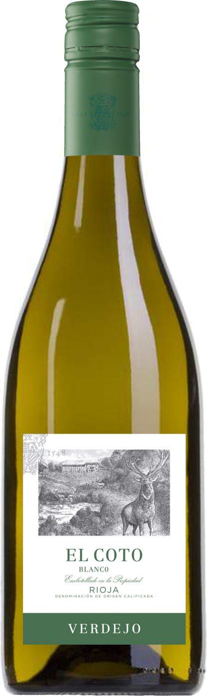 El Coto - Rioja Verdejo 2017 75cl Bottle
