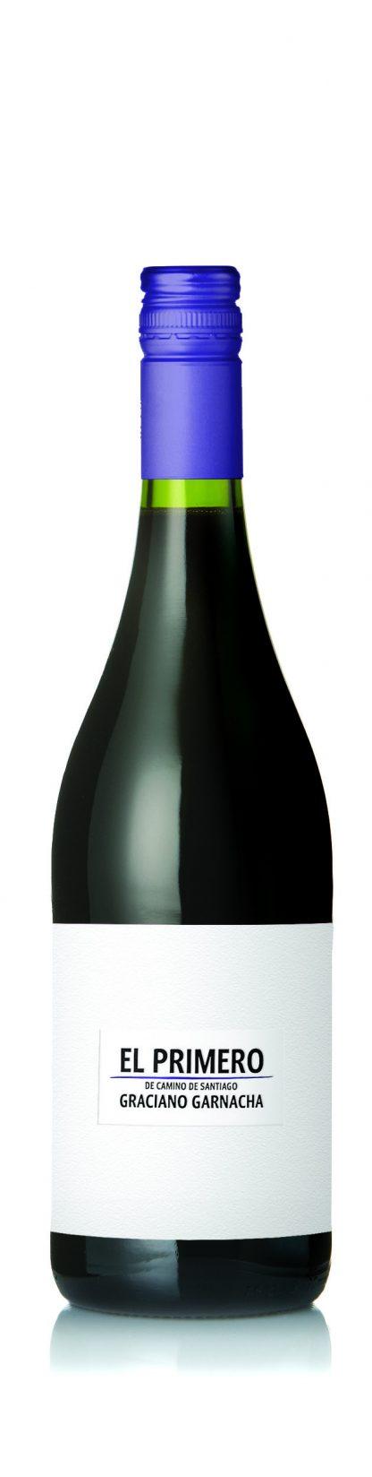 El Primero - Graciano Garnacha DO 2018 12x 75cl Bottles