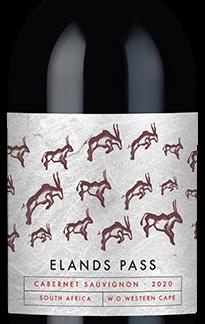Elands Pass Cabernet Sauvignon Red Wine