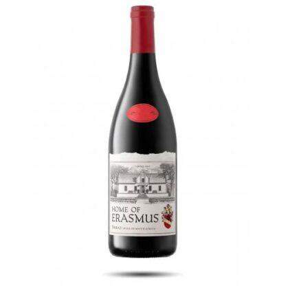 Erasmus Family Home Of Erasmus Shiraz Cape Wine Company 2017