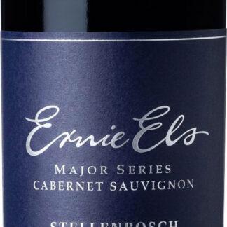 Ernie Els Wines - Major Series Cabernet Sauvignon 2017 75cl Bottle