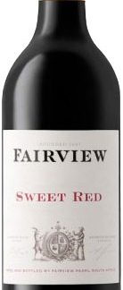 Fairview - Sweet Red 2016 75cl Bottle