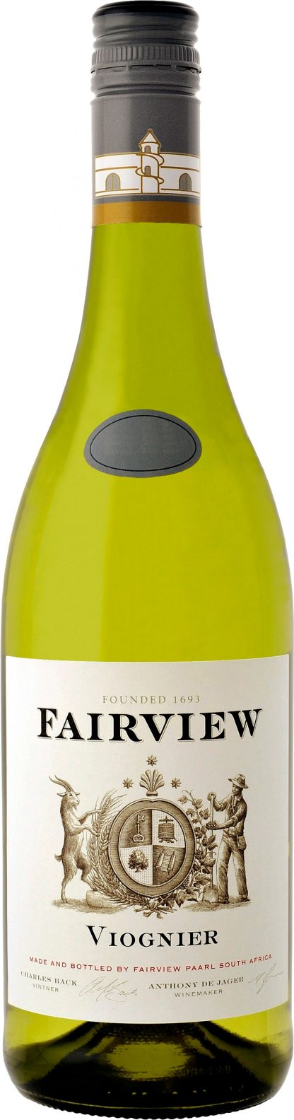 Fairview - Viognier 2016 75cl Bottle