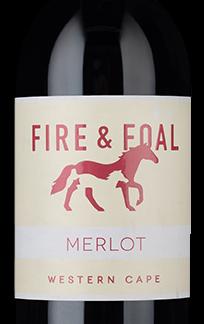 Fire & Foal Merlot Red Wine