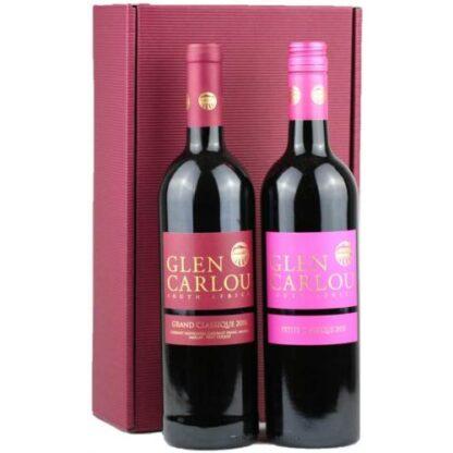 Glen Carlou Gift Pair Grand Classique and Petite Classique 2018