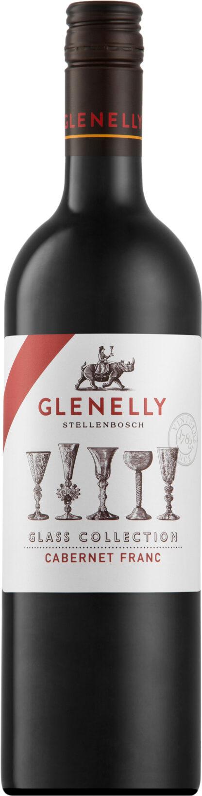 Glenelly - Glass Collection Cabernet Franc 2017 75cl Bottle