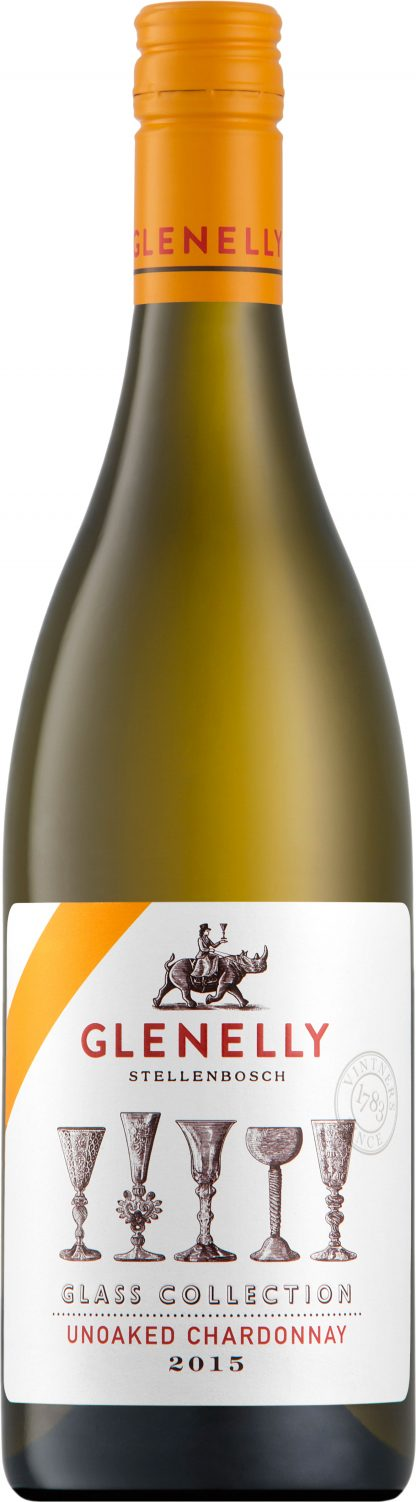 Glenelly - Glass Collection Unoaked Chardonnay 2016 75cl Bottle