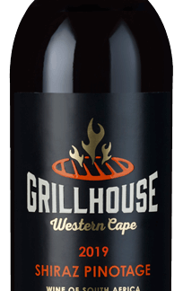 Grill House Shiraz Pinotage Red Wine
