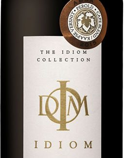 Idiom - Cape Blend 2012 75cl Bottle