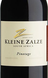 Kleine Zalze - Cellar Selection Pinotage 2016 75cl Bottle