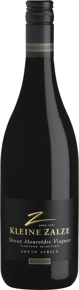 Kleine Zalze - Vineyard Selection Shiraz Mourvedre Viognier 2013 75cl Bottle