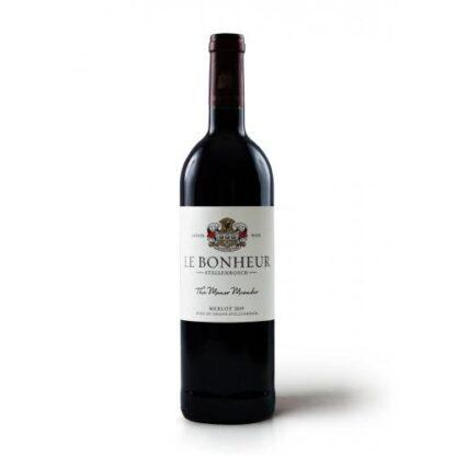 Le Bonheur Wine Estate The Manor Meander Merlot 2019