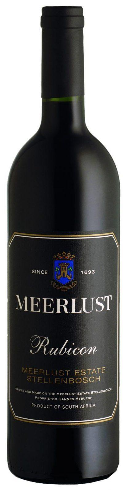 Meerlust - Rubicon 2014 75cl Bottle