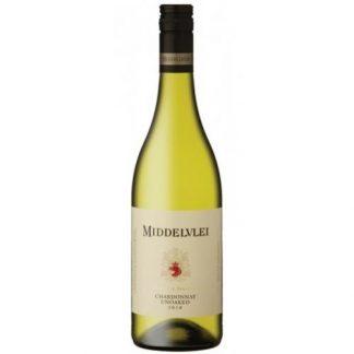 Middelvlei Chardonnay Unoaked 2018