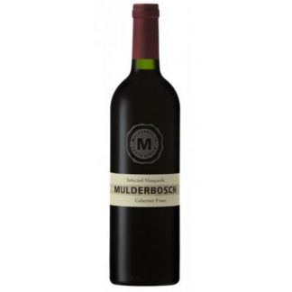 Mulderbosch Vineyard Single Vineyard Cabernet Franc Stellenbosch 2016