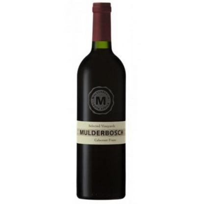 Mulderbosch Vineyard Single Vineyard Cabernet Franc Stellenbosch 2016