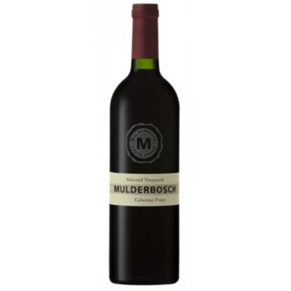 Mulderbosch Vineyard Single Vineyard Cabernet Franc Stellenbosch 2017