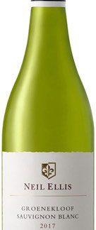 Neil Ellis - Groenekloof Sauvignon Blanc 2017 6x 75cl Bottles