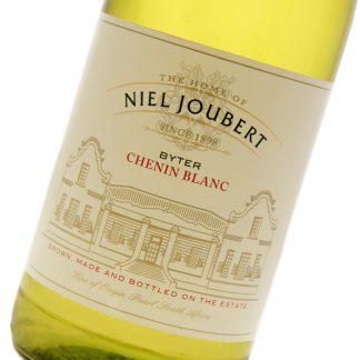 Niel Joubert - Byter Chenin Blanc 2017 6x 75cl Bottles