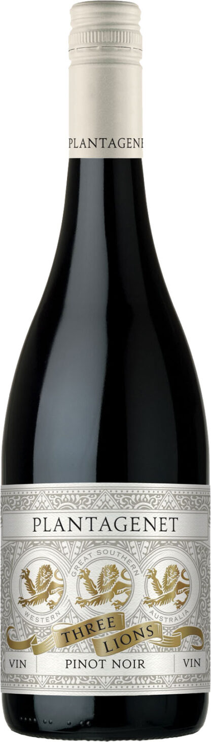 Plantagenet - Three Lions Great Southern Pinot Noir 2019 75cl Bottle