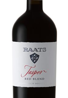 Raats Family Wines - Red Jasper Stellenbosch 2017 6x 75cl Bottles