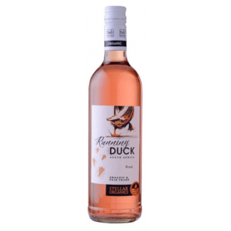 Running Duck Fairtrade Shiraz Rose Stellar Organics 2019