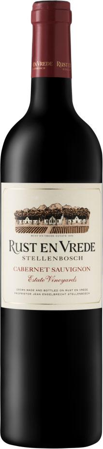 Rust En Vrede - Cabernet Sauvignon 2015 75cl Bottle