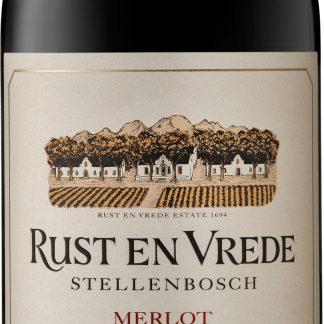 Rust En Vrede - Merlot 2015 75cl Bottle