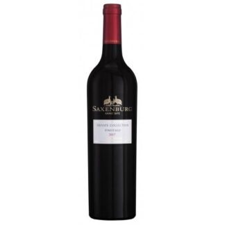 Saxenburg Private Collection Pinotage 2017