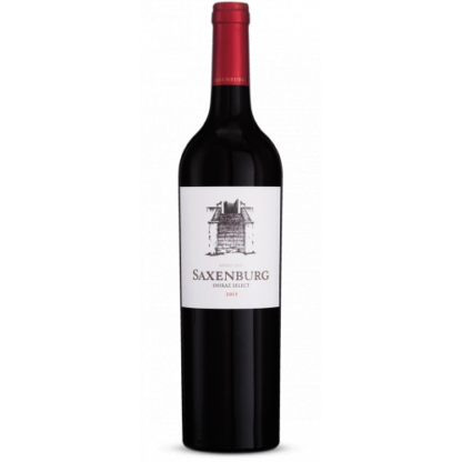 Saxenburg Shiraz Select Sss 2012
