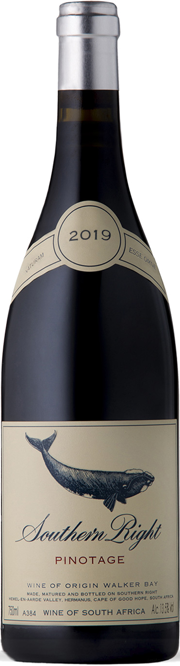 Southern Right - Pinotage 2019 75cl Bottle