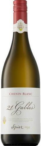 Spier - 21 Gables Chenin Blanc 2015 6x 75cl Bottles