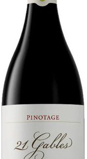 Spier - 21 Gables Pinotage 2014 75cl Bottle