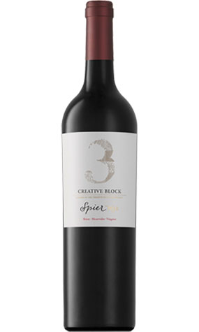 Spier - Creative Block 3 2014 75cl Bottle