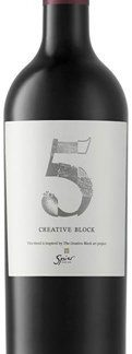 Spier - Creative Block 5 2015 75cl Bottle