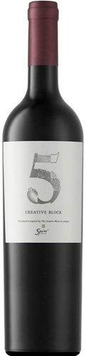 Spier - Creative Block 5 2015 75cl Bottle