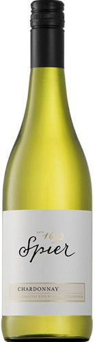 Spier - Signature Chardonnay 2017 75cl Bottle
