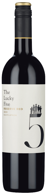 Spier The Lucky Five Red Wine