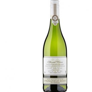 Springfield Estate Special Cuvée Sauvignon Blanc
