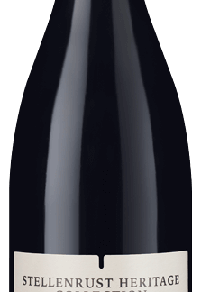 Stellenrust Heritage Collection Shiraz Red Wine